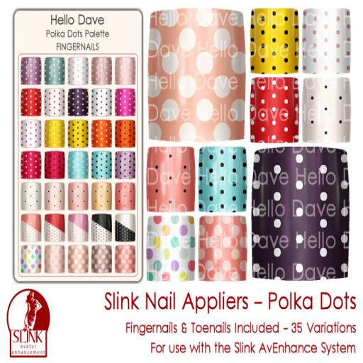 Polka Dots ad